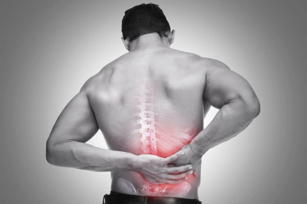 back pain guy