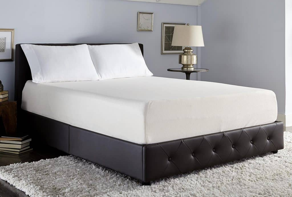 thick memory foam mattress