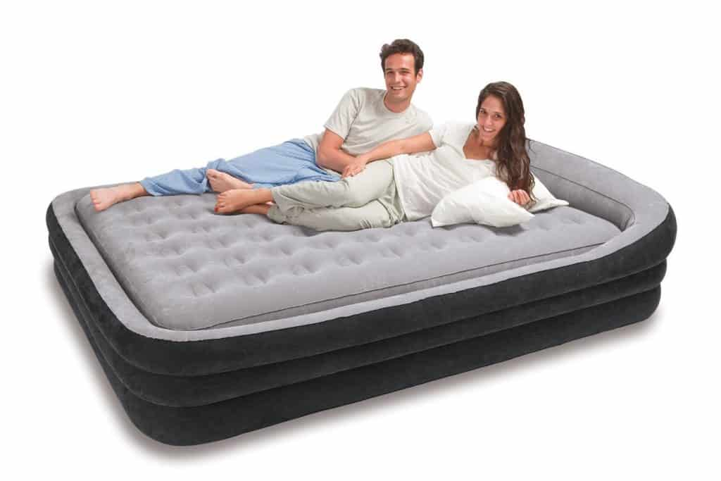 air mattress couple