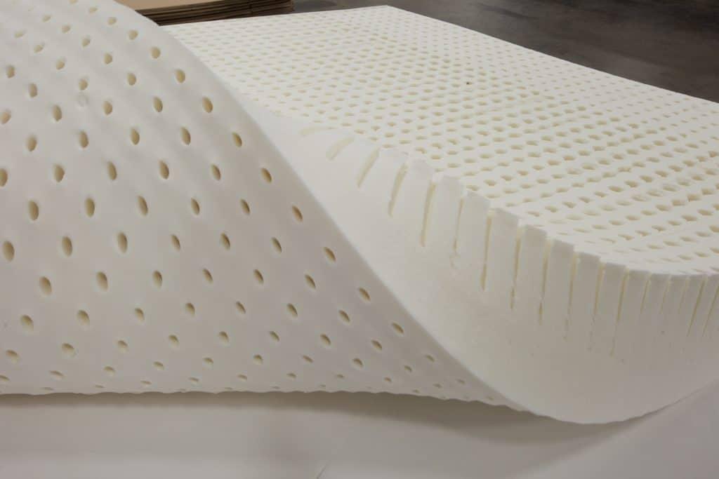 latex memory foam