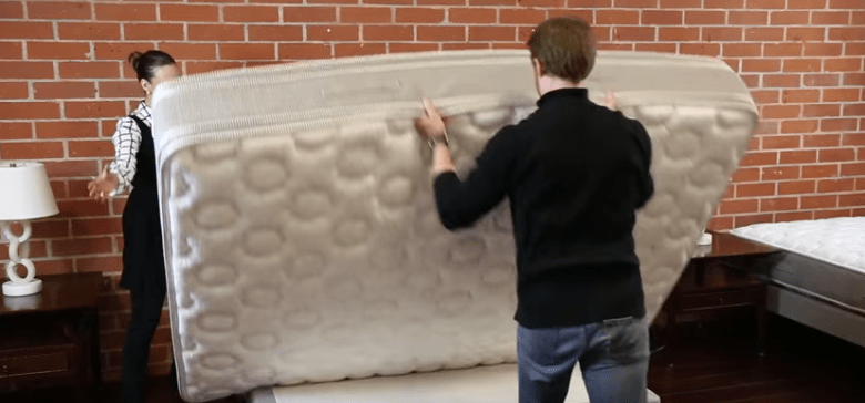 mattress flip