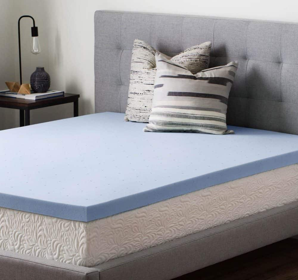 the best gel infused mattress topper pad